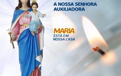 Novena Virtual acolhe devotos de Nossa Senhora