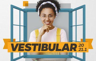 Vestibular Online 2021 com inscrições abertas