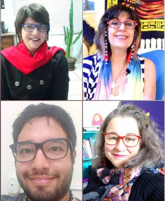Palestras virtuais levam à troca de experiência entre profissionais e estudantes de Psicologia