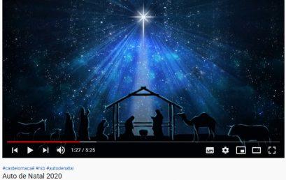 A magia do Natal une famílias em oração