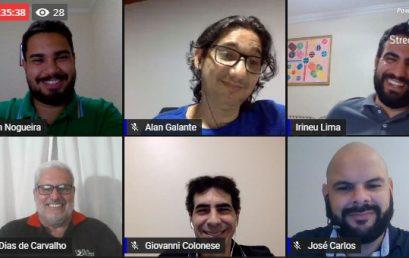 Live apresenta perspectivas profissionais para o Engenheiro da Computação no pós-pandemia