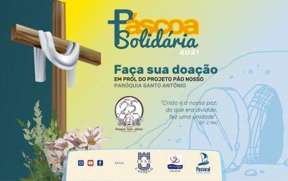 """Colégio Castelo realiza campanha """"Páscoa Solidária"""""""