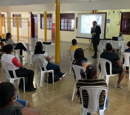 LGPD: Docentes e funcionários do INSG e Católica Salesiana são capacitados
