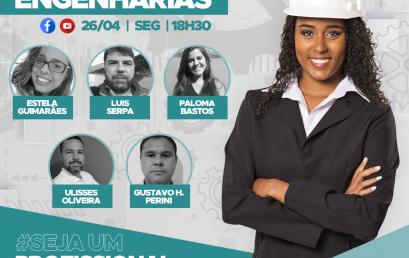 Jornada das Engenharias aborda as perspectivas de um profissional de sucesso