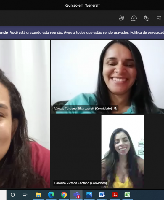 "Grupo ""Tecendo Ideias"" realiza Oficina de Metodologia"